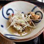 かき処 海 - 牡蠣の南蛮漬