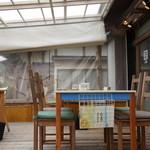 道瀬食堂 - 店内の様子