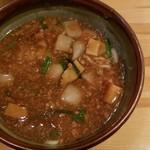 101962532 - 雷々麺(あんかけ麺)(700円)