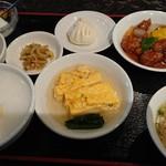 Madam Lee - 料理写真:日替わりランチ
