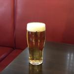 101963976 - ランチビール(グラス)税込200円