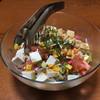 イザカヤダイニング 厨 - 料理写真:豆腐サラーダ