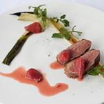 【10 COURSE \8800】PATINASTELLA新感覚コンテンポラリー料理を堪能するコース