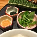 魚魯魚魯 - 宇和島名物鯛めし御膳