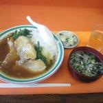 なをゑ食堂 - 「なをゑ丼(850円)」