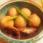 10197862 - イカと里芋の煮物