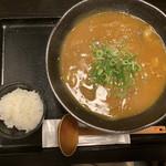 Fukuchan - 牛かす肉カレー