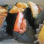 笹八 - 料理写真:6個を2回に分けて食べました