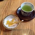 由布院 玉の湯 - 料理写真:柚子練り