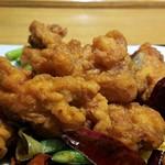 蜀膳坊 - どーんと鶏肉四川風炒め