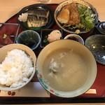 料理屋K - ランチ お魚定食