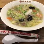 101975526 - 大阪ちゃんぽん麺 760円