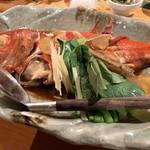 魚金 - 金目鯛煮付け