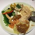 サロンドスイーツ - 一皿目のお料理