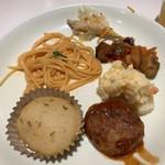 サロンドスイーツ - 2皿目のお料理