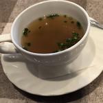 巻葉亭 - スープ