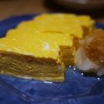 神宮の蕎麦 - 出汁巻き卵