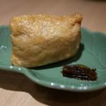 神宮の蕎麦 - そばいなり