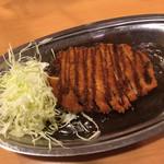 ゴーゴーカレー - ロースカツカレー/エコノミー(780円)