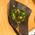 居酒屋ひょうきん - 梅ノリチーズ