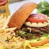 パームスカフェ - 料理写真:オールドファッションハンバーガー
