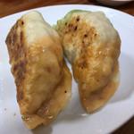 なにや - 中国宮廷麺(手打三色大餃子)
