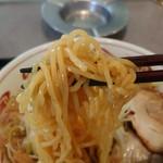 五百川食堂 - 麺。リフト(^-^)/