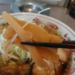 五百川食堂 - メンマ。リフト(^-^)/