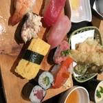 江戸っ子寿司 - 料理写真: