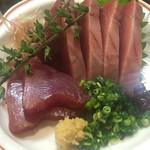 おでん割烹 稲垣 - 鰹刺身