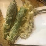 おでん割烹 稲垣 - メゴチ天ぷら