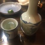 おでん割烹 稲垣 - おでんには日本酒