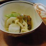 京料理 かじ - 炊き合わせ