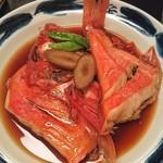 和食かっぽれ - 料理写真:金目鯛の煮付け