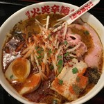 博多火炎辛麺 赤神 -