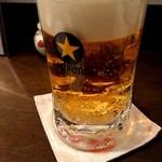 101993650 - 生ビール(サッポロ)480円