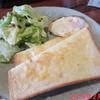 Cako Cafe - 料理写真:モーニングセット \550