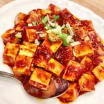 駒込餃子軒 - 麻婆豆腐