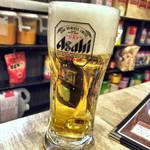 駒込餃子軒 - 生ビール