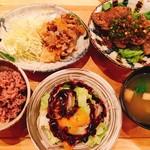 東京アスリート食堂 - 定食