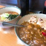 どん八 - 料理写真:◆どん八セット 800円