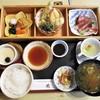 鶴べ別館 - 料理写真:昼の箱膳 1,000円(税別)。     2019.02.09