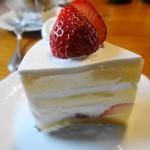 ル・ミリュウ - ショートケーキ
