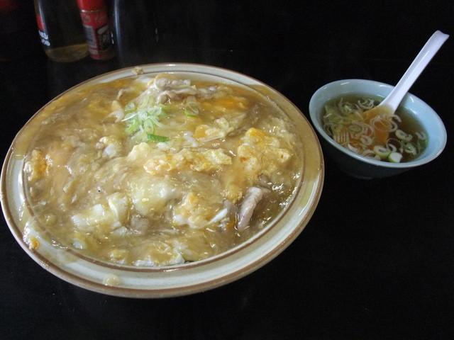 キッチンあべ - あんかけチャーハン