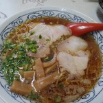 尾道一番 - 料理写真:スタンダードな尾道ラーメン