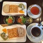 ギャラリーカフェ ヌノ - 料理写真: