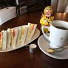 喫茶ジャワ - 料理写真:モーニングC 550円(税込)
