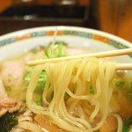 ラーメン坊也哲 - 麺リフト~