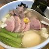 chuukasobamanchi-ken - 料理写真:特製鴨中華そば、塩