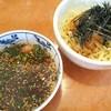 麺家 風 - 料理写真:つけ麺(かつお醤油)/麺1玉